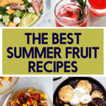 The best summer fruit recipes images.