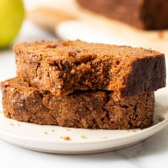 Gluten-Free Spiced Apple Bread