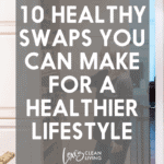 Healthy swaps to make for a healthier kitchen.
