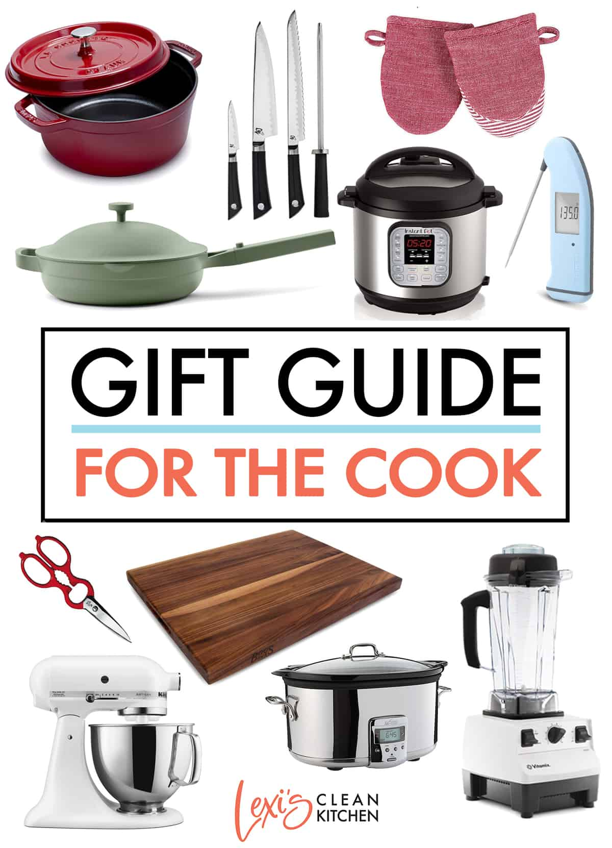 2021 Holiday Gift Guide for the Cook