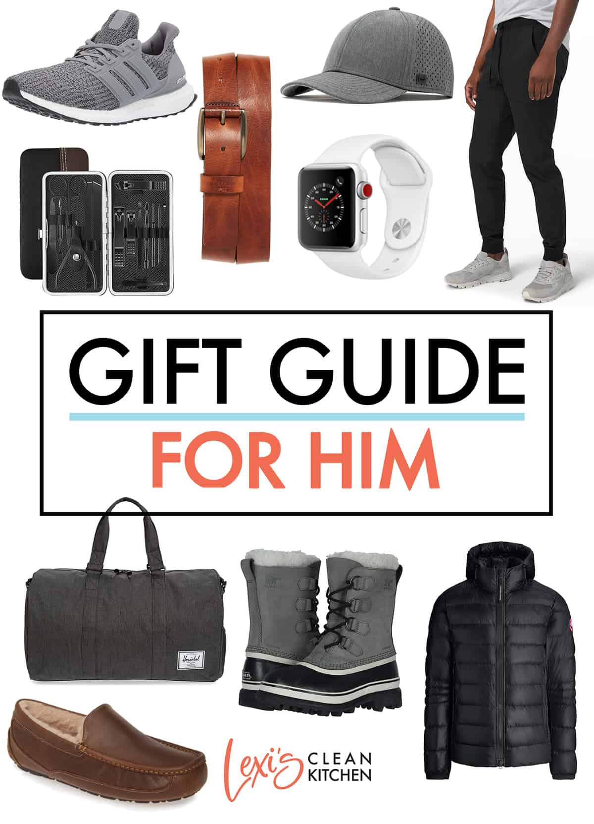 2021 Holiday Gift Guide for Him