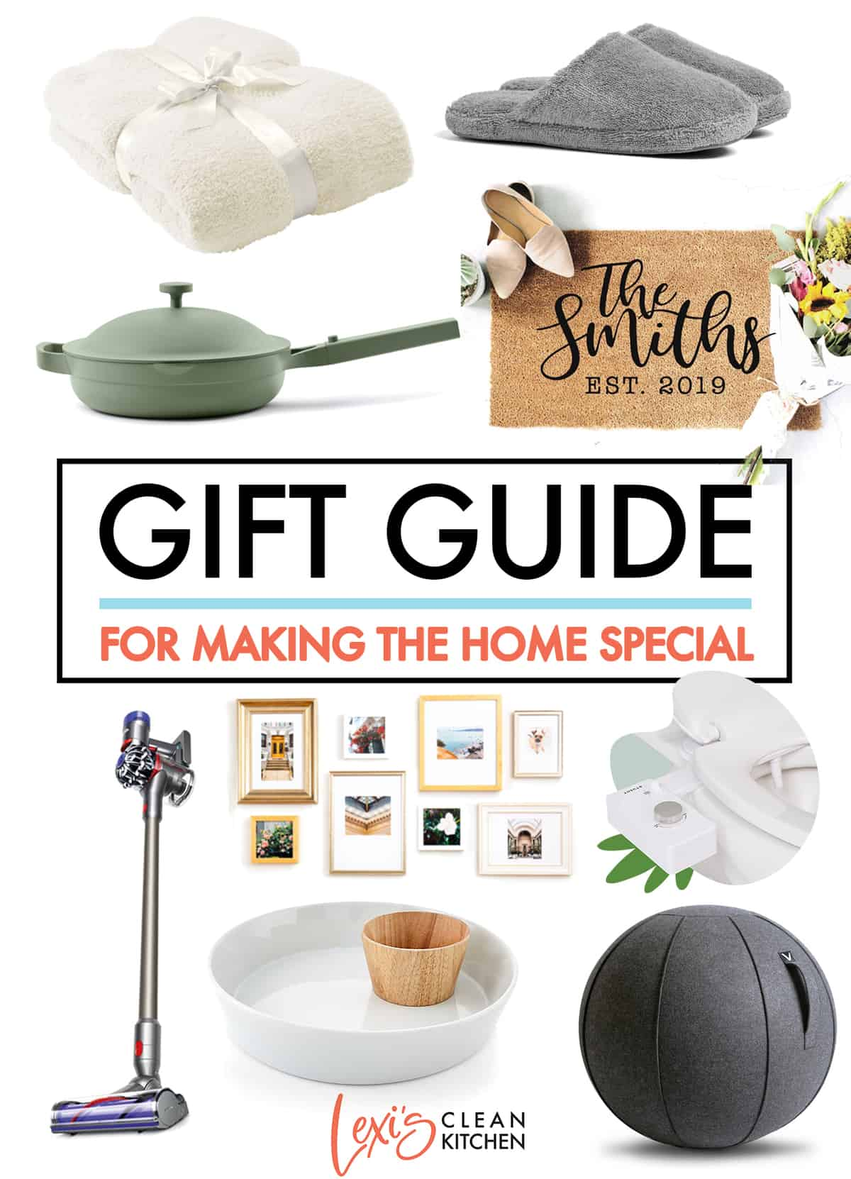 2021 Holiday Gift Guide for the Home, New Homeowner
