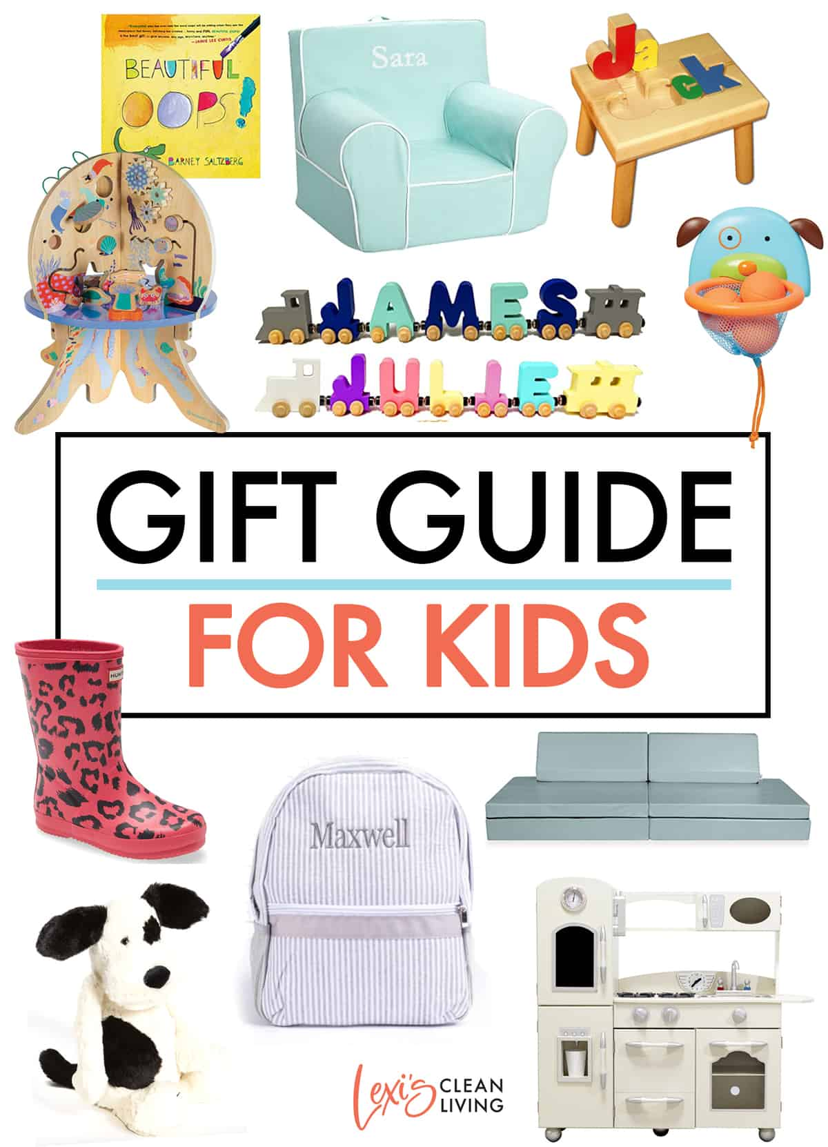 2021 Holiday Kids Ideas Babies & Toddlers