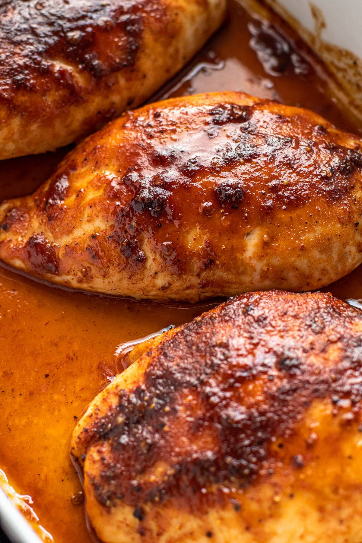 Baked Chipotle Chicken