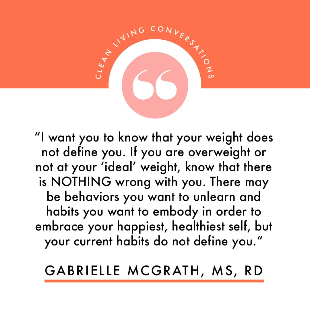 Unlearning Diet Culture with Gabrielle McGrath