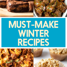 Healthy Winter Recipes