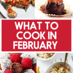 Dishes that are good to make in February,