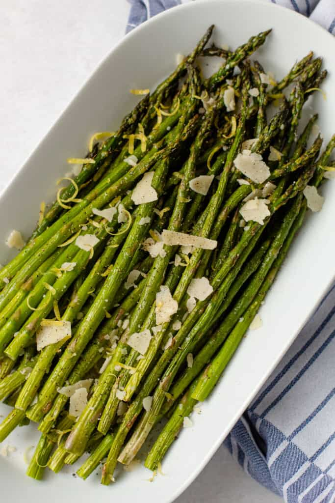 Air Fryer Asparagus.