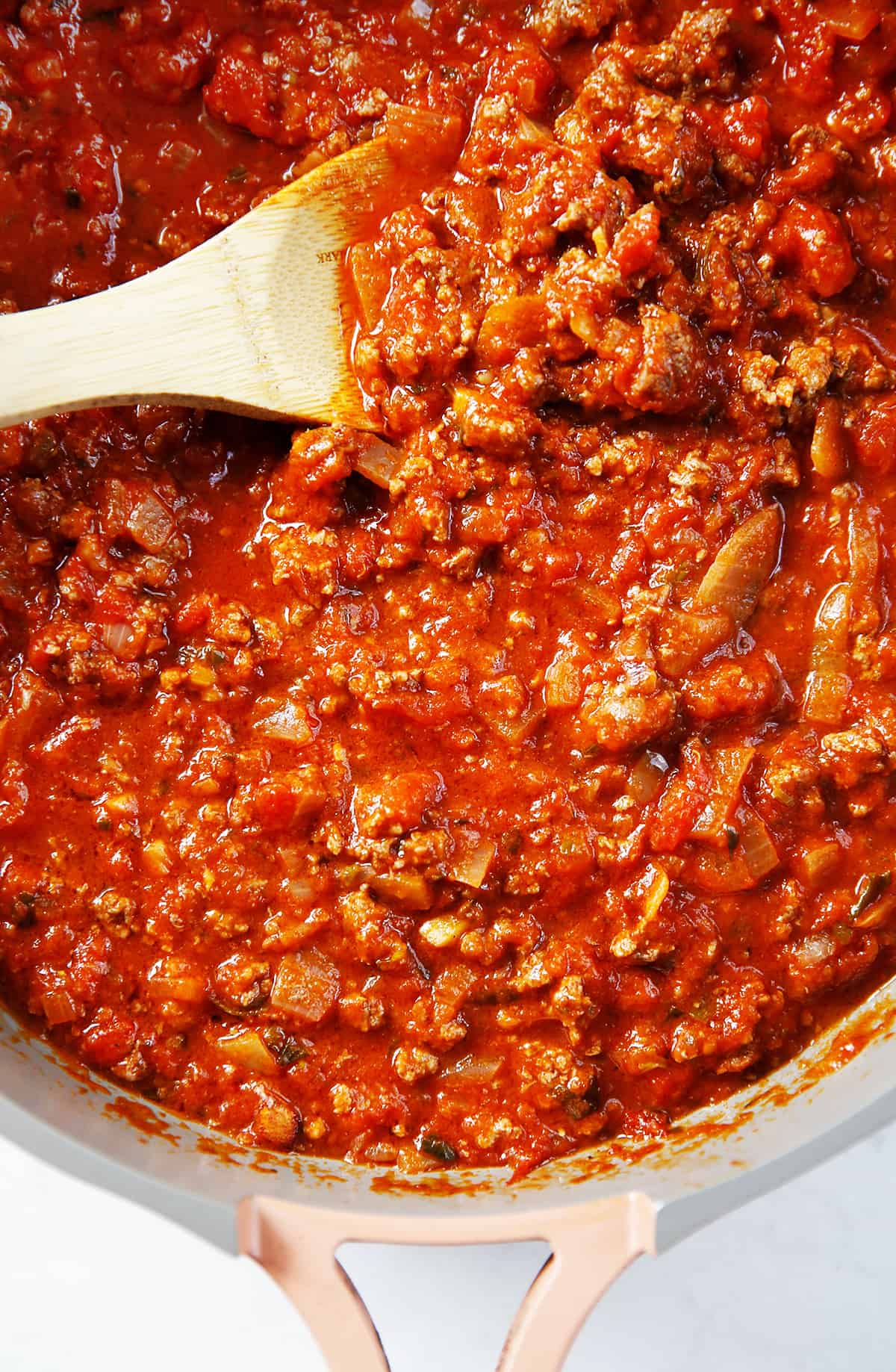 In-A-Hurry Meat Sauce (in under 20 minutes)!