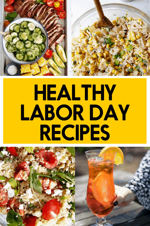 Healthy Labor Day Recipes