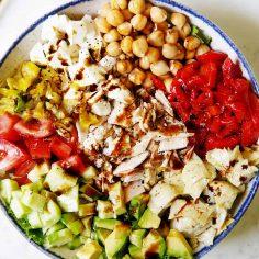 My Everyday Chopped Salad Recipe