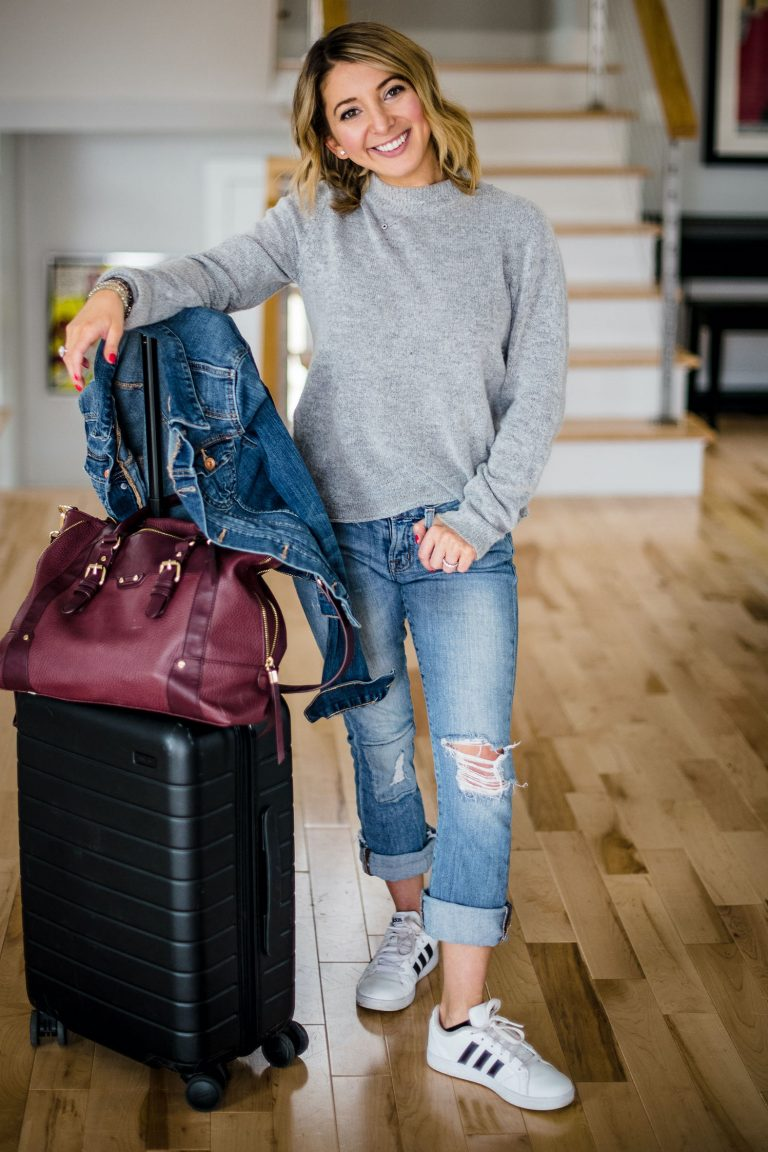 Lexi Davidson travel